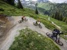 Malí bikeři youngGUNS projeli střediska Saalbach a Petzen v Rakousku