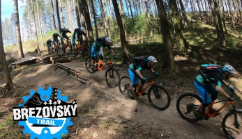 Spotcheck: Březovský trail - malý, ale příjemný areál