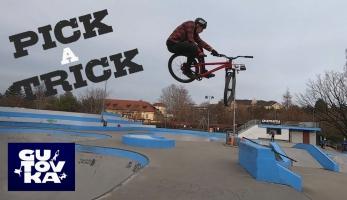 Video: Kuba Vencl - Pick a Trick