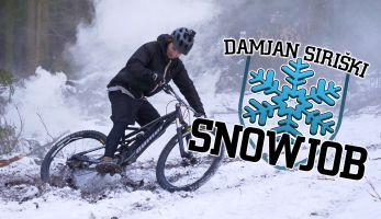 Video: Damjan DMJ Siriški - Snowjob