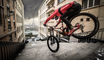 Video: Fabio Wibmer - Urban Freeride Lives 3