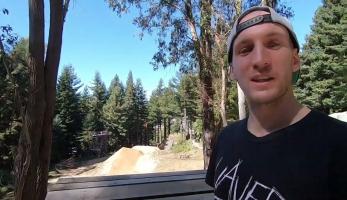 Video: Kuba Vencl - Crankworx Rotorua - trať a trénink