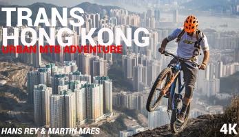 Video: TransHongKong - dobrodružství uprostřed velkoměsta s Hans Reyem a Martinem Maesem