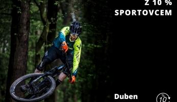 Petr Leták - Z 10% Sportovcem - duben 2020