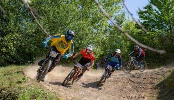 Žernava Open - český fourcross a dual pokračuje o víkendu v Přerově