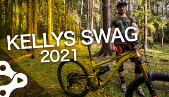 Video: Rastislav Baránek - Bike Mission - Enduro Kellys SWAG 2021