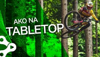 Video: Rastislav Baránek - Bike Mission - Ako na základy TABLETOP-u!