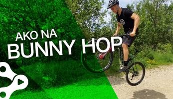 Video: Rastislav Baránek - Bike Mission - BUNNY HOP - základ techniky bicyklovania