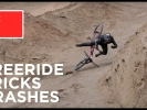 Video: Freeride, Tricks and Crashes in China - Antoni Villoni