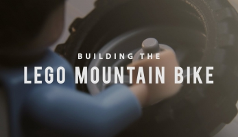Video: Building The Lego Mountain Bike