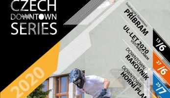 Czech Downtown Series odhaluje novinky na 2020