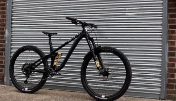 Bikecheck: Privateer 161 Matta Simmondse