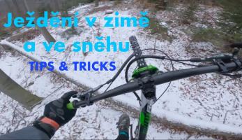 Video: Vojta Bláha - Jak (NE)ZAZIMOVAT kolo!
