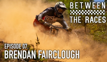 Video: Between the Races - Brendan Fairclough