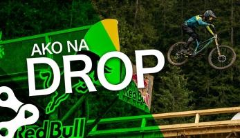 Video: Rastislav Baránek - Bike Mission - Ako skákať DROPY - malé aj veľké!