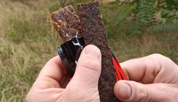 Vyzkoušeno: Lordy Jerky Pemikan - sušené maso jako proteinová tyčinka