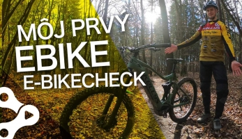 Video: Rastislav Baránek - Bike Mission - Ebikecheck Kellys Theos i50