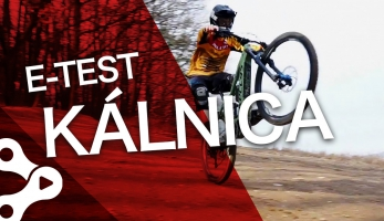 Video: Rastislav Baránek - Bike Mission - E-Test Kálnica 2020