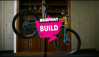 Video: Bikeporn Build - Yeti ARC 35th Anniversary