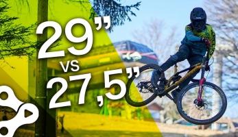 Video: Rastislav Baránek - Bike Mission - jsou lepší větší nebo menší kola na DH