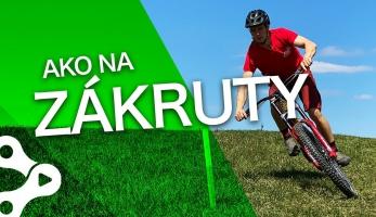 Video: Rastislav Baránek - Bike Mission - Viac trakcie v zákrutách, jednoducho a efektívne!