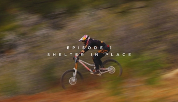 Video: Aaron Gwin - Timeless Ep. 1 - Shelter In Place