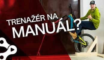 Video: Rastislav Baránek - Bike Mission - Zostroj konštrukciu a nauč sa v zime manuál!