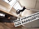 Video: Tomáš Zejda navštívil nově zrekonstruovanou halu Radquartier
