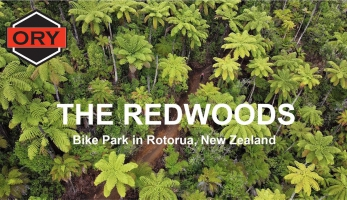 Video: ORY STORY - Ory Bárta na tripu - The REDWOODS Bike Park