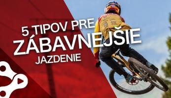 Video: Rastislav Baránek - Bike Mission - 5 tipov ako jazdiť traily zábavnejšie!