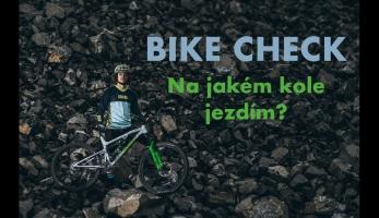 Bikecheck: Vojta Bláha ti ukáže svůj bajk