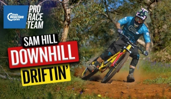 Video: Sam Hill - Downhill Driftin