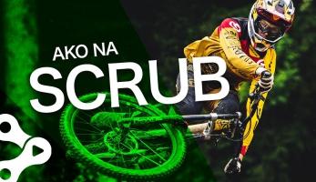 Video: Rastislav Baránek - Bike Mission - Ako sa naučiť SCRUB na bicykli a na čo slúži?
