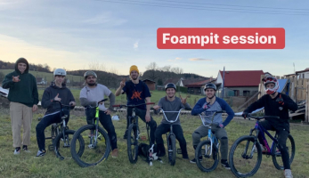 Video: Tomáš Zejda - Foampit session