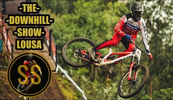 Video: Světový pohár v downhillu - Lousa, Portualsko