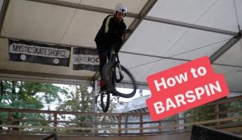 Video: Tomáš Zejda tě naučí barspin