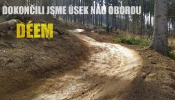 Video: Pepa Kašík dokončil svou část stavby na DM