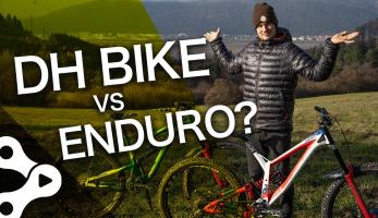 Video: Rastislav Baránek - Bike Mission - DH bike alebo Enduro?! Ktorý bike je lepší?