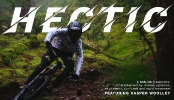 Video: Kasper Woolley - Hectic