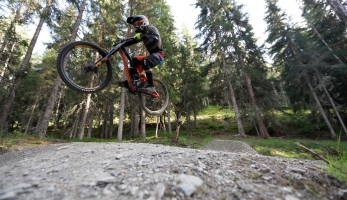 Gaspiho stopou - report z Mercedes Benz Bike Camp Schladming 2020