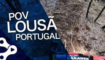 Video: Rastislav Baránek - Bike Mission - POV Lousa
