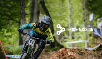 Rastislav Baránek spouští Bike Mission