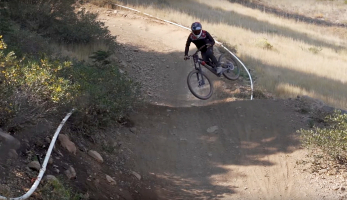 Video: Damon Iwanaga - Another Bike Park Video