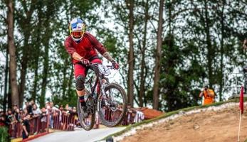 Tomáš Slavík do třetice vítězí v Brazílii