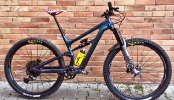 Bikecheck: ZR si vyskládal custom Cannondale Habit SE