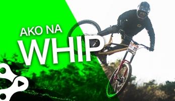 Video: Rastislav Baránek - Bike Mission - WHIP! Ako na to?