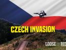 Čtyřka Špika, Semerák, Faistaver a Vítek pod Loose Riders Global Alliance