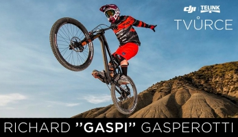 Video: Richard Gasperotti - profesionální MTB freerider