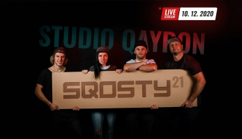 On-line představení nových kol Qayron - Sqosty 21 - dnes večer