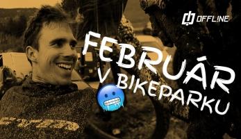 Video: Únor v bikeparku?! Tovární tým CTM trénoval v Rakousku a Slovinsku